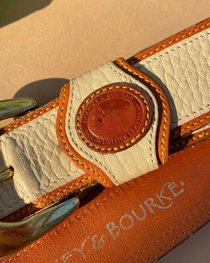 80s Dooney & Bourke Belt