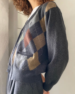 90s YSL Cardigan Sweater