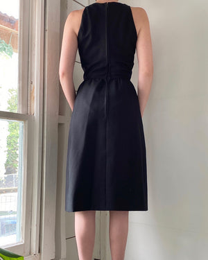70s Halston Cocktail Dress