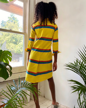 70s Marimekko Coat Dress