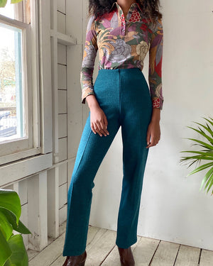 90s Missoni Knit Pants