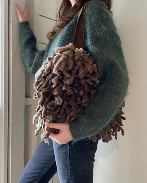 90s Wild & Wooly Purse