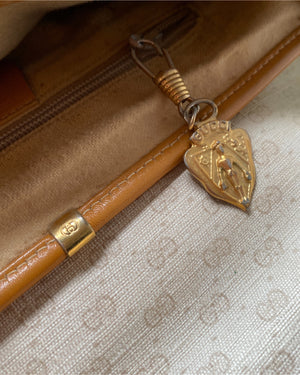 80s Gucci Monogram Purse