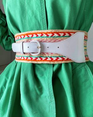 80s Pierre Cardin Belt