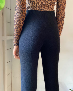 70s Sweater Knit Pants