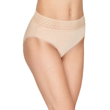Load image into Gallery viewer, Wacoal Subtle Beauty Hi-Cut Brief Panty 879350