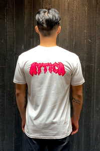 Attica X Heesco T-Shirt - White
