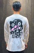 "Load image into Gallery viewer, Attica X Mysterious Al ""Mysterious Attica"" Long Sleeve T-Shirt"