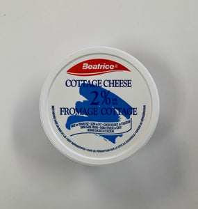 Cottage cheese 2%