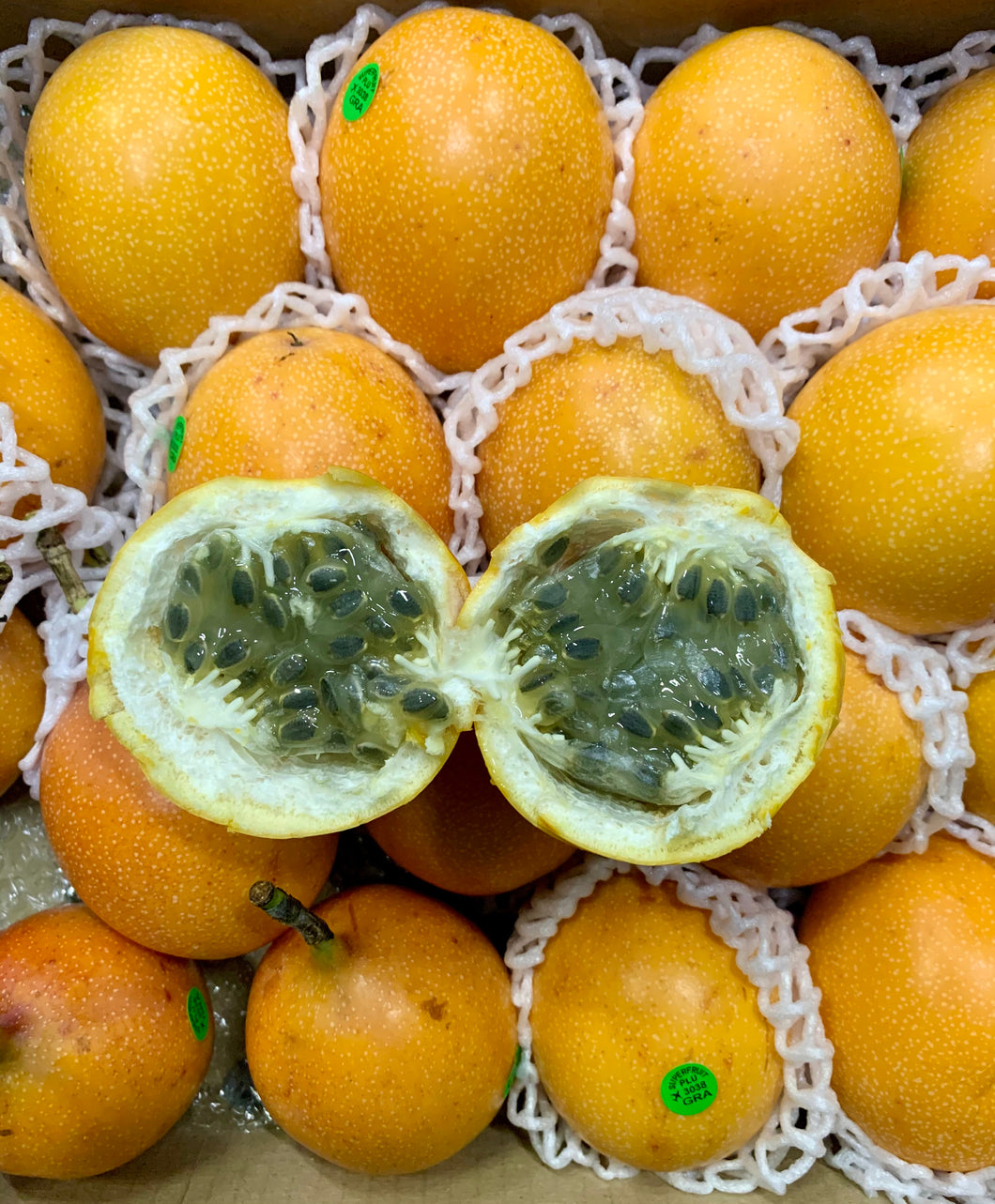 Granadilla, each