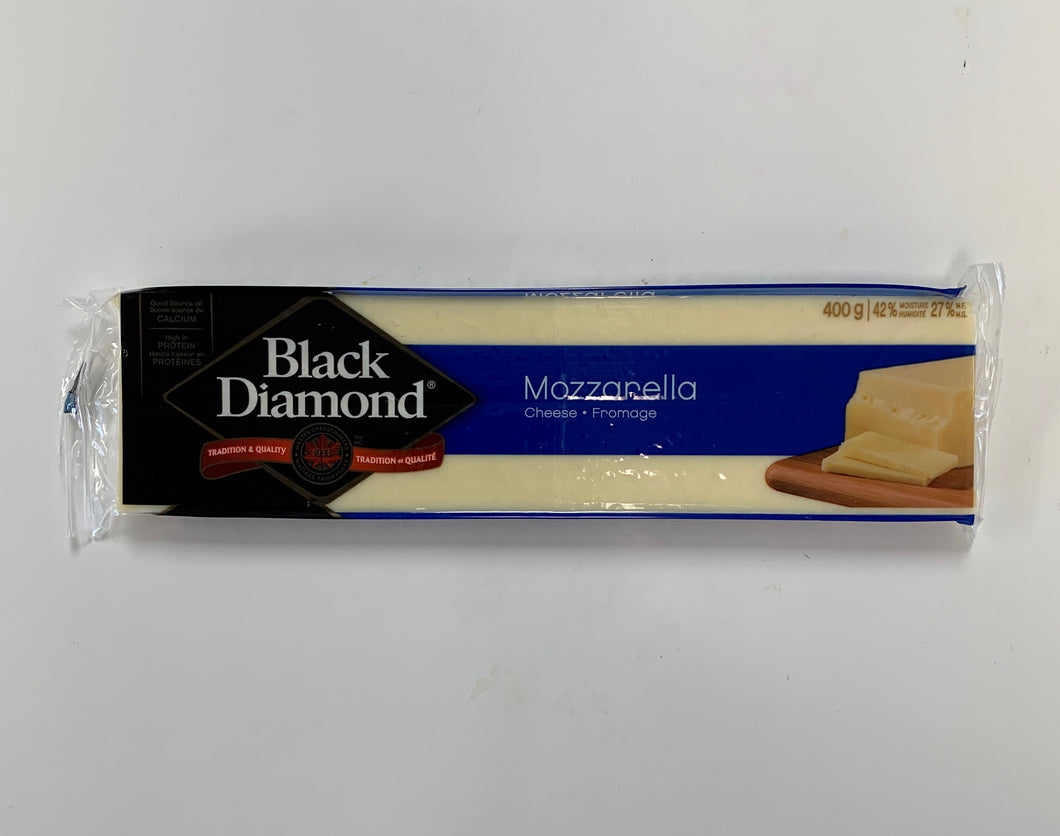 Cheese, Black Diamond Mozzarella