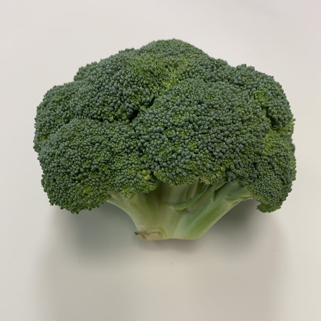Broccoli Crowns, each