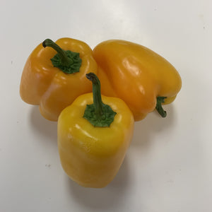 Pepper Yellow, each