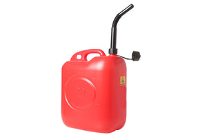 Jerrycan rood