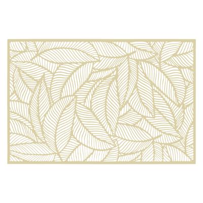 Placemat Golden Leaves