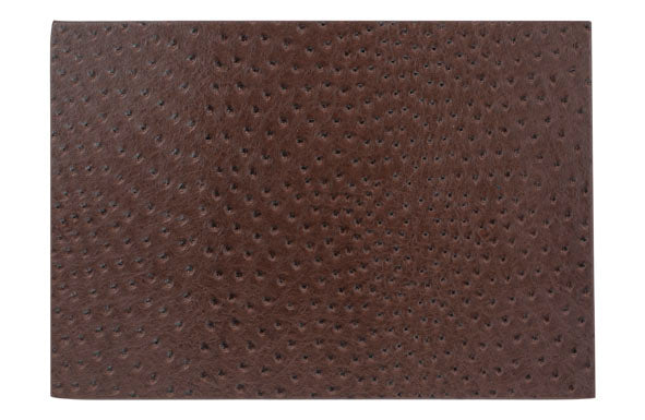 Placemat leatherlook 3 kleuren