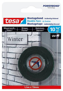 TESA MONTAGE TAPE OUTDOOR 1,5MX19MM