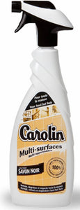 Carolin spray savon noir 650ml