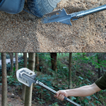 23-in-1 Multi-Purpose Tactical Shovel - Gadget Homez