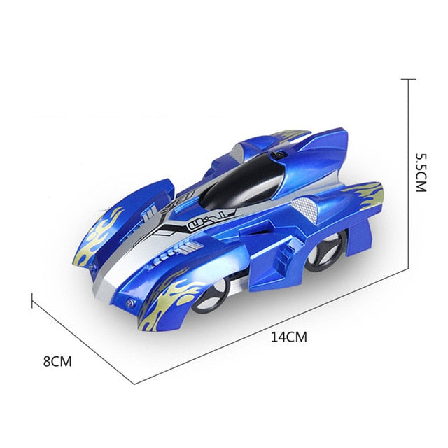 Wall Climbing Stunt RC Car - Gadget Homez