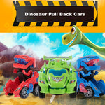 New Transforming Dinosaur LED Car - Gadget Homez