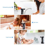 Smart Sensor Touchless Automatic Liquid Soap Dispenser - Gadget Homez
