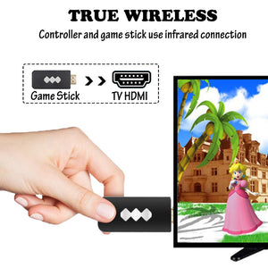 4K Wireless Console Game Stick Video Game Console - Gadget Homez