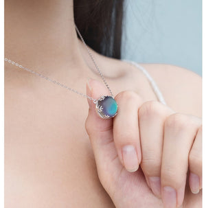Aurora Borealis Necklace - Gadget Homez
