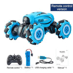 Remote Control 4WD Gesture Induction Car - Gadget Homez