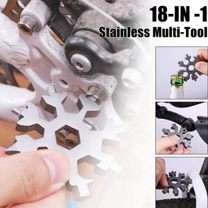 18 In 1 Multipurpose Multifunction Screwdriver - Gadget Homez
