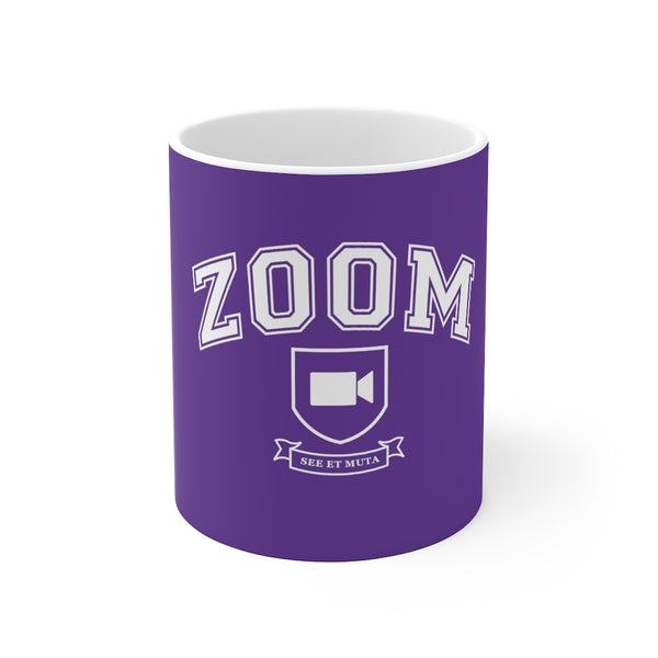 Zoom University mug 11oz - Work From Homers