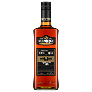 Beenleigh Handcrafted Double Cask 5 Year Old Rum