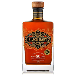 Black Bart Spiced Rum