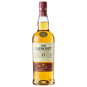 The Glenlivet 15 Year Old Single Malt Scotch Whisky