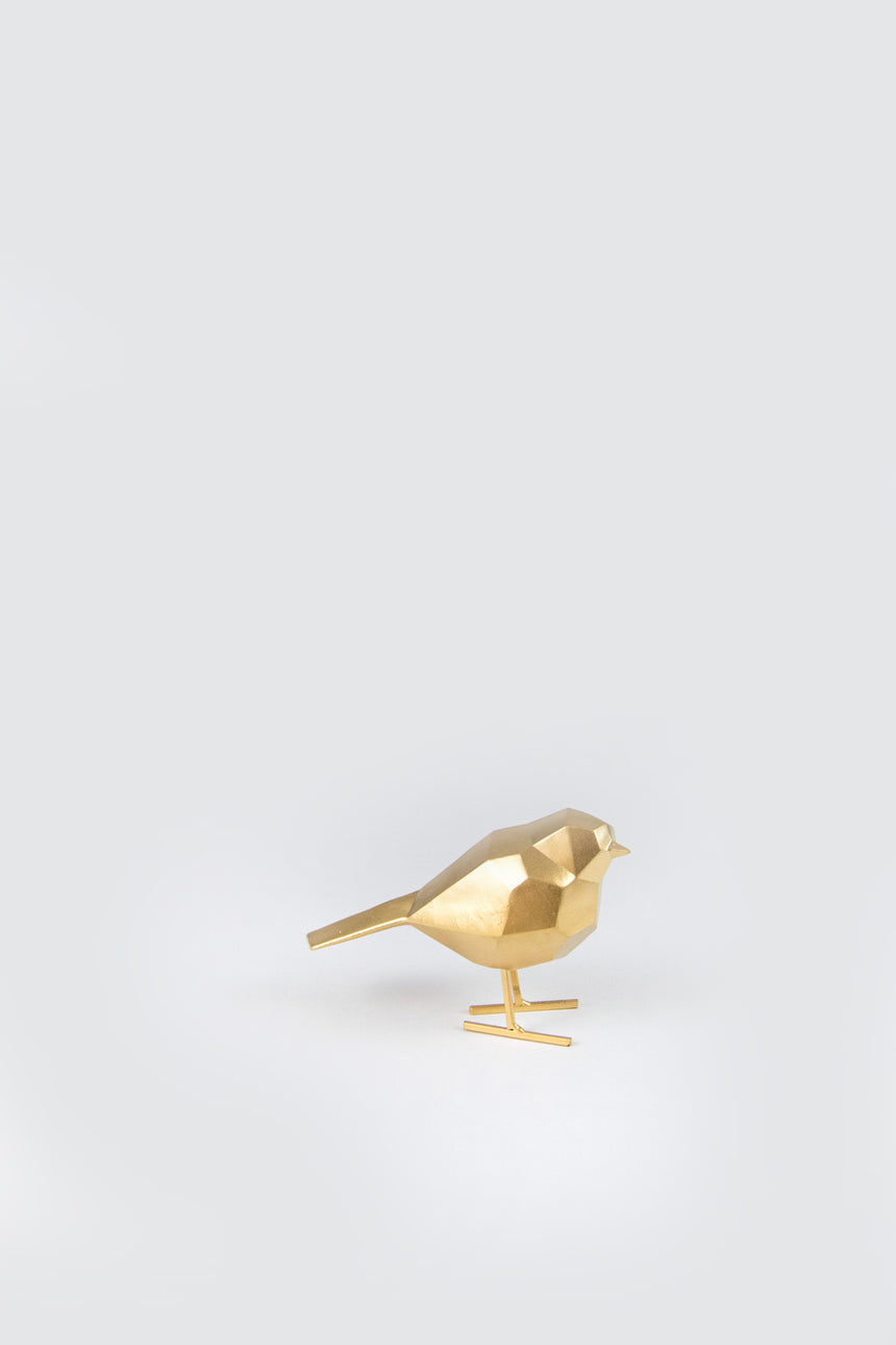 Vogel Origami (Gold)
