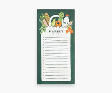 Load image into Gallery viewer, Rifle Paper Co. Market Pad /List