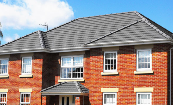 What concrete roof tiles do Russell Roof Tiles offer? - Mammoth Roofing
