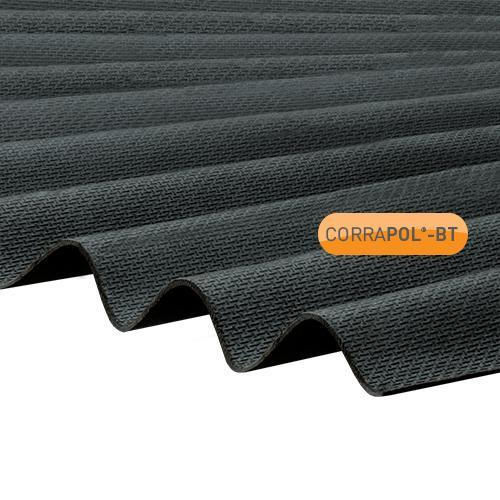 Corrapol-BT Bitumen Corrugated Roof Sheets