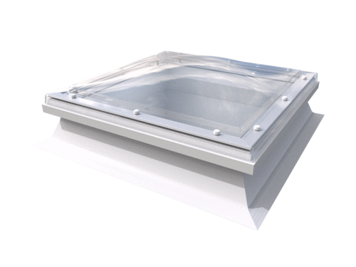 Mardome Hi-Light Flat Roof Dome