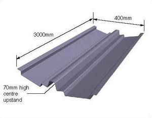 Valley Troughs, Soakers & Bonding Gutters