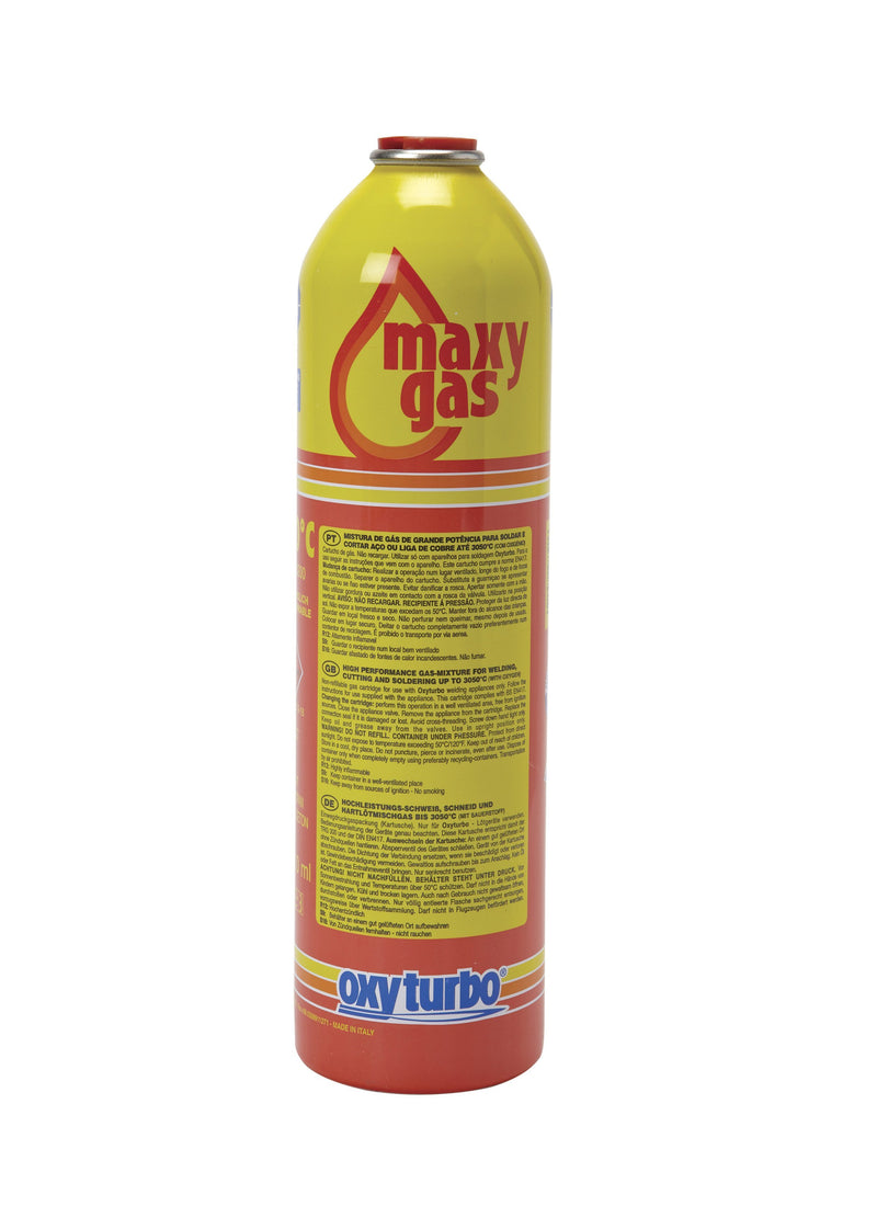 Oxy Turbo Gas Refill - Mammoth Roofing