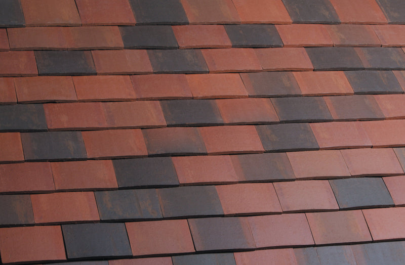 Marley Acme Double Camber Clay Plain Roof Tile - Mammoth Roofing