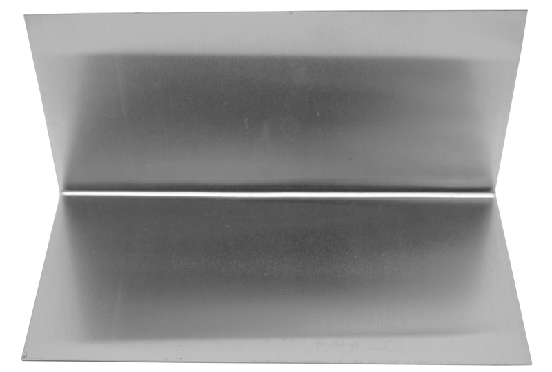 Samac Aluminium Soakers 350mm x 100mm x 50mm - Pack of 25 - Mammoth Roofing
