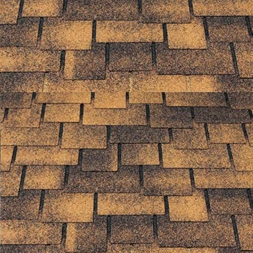 Katepal Ambient Bitumen Roofing Shingles (2m2) - Golden Black - Mammoth Roofing