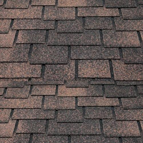 Katepal Ambient Bitumen Roofing Shingles (2m2) - Dark Ochre - Mammoth Roofing