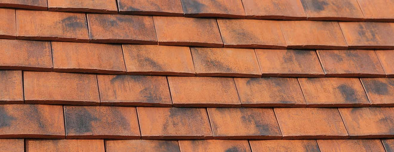 Marley Ashdowne Clay Plain Roof Tile - Mammoth Roofing