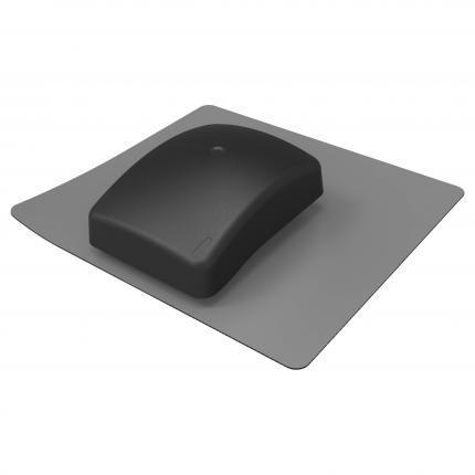 Manthorpe Universal Cowled Roof Tile Vent - Black - Mammoth Roofing