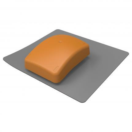 Manthorpe Universal Cowled Roof Tile Vent - Terracotta - Mammoth Roofing