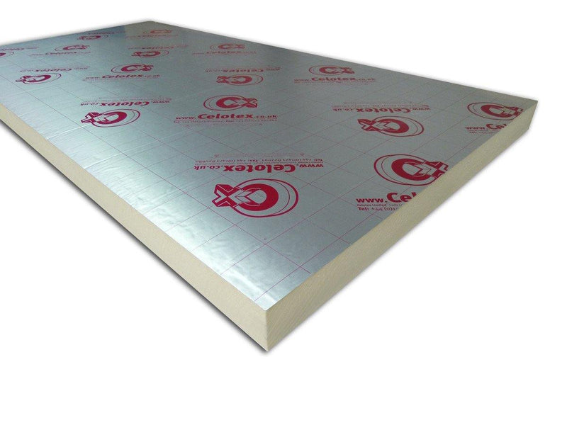 Celotex GA4060 60mm PIR Insulation Board 1.2m x 2.4m
