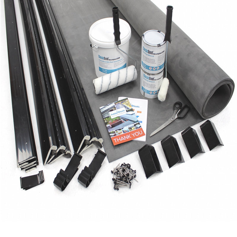 ClassicBond EPDM Rubber Roof Garage Roof Kit